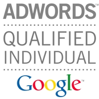 We are a Google Adwords Certified Business